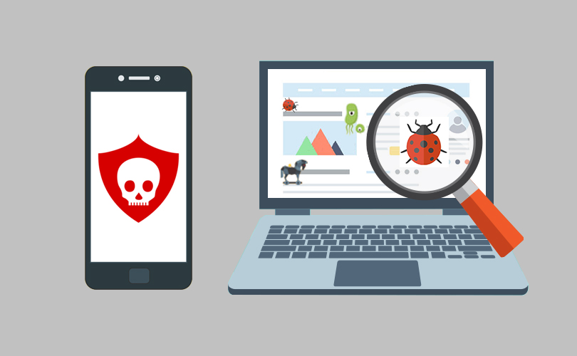 How to prevent spyware on mobile and laptop
