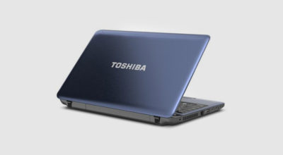 Toshiba out from laptop market