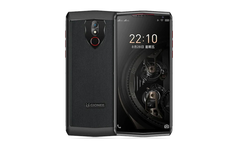 Gionee M30 most powerful smartphone