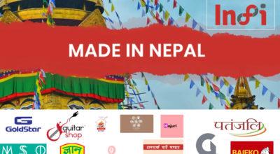 infi store Nepali e-commerce