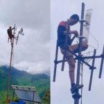 resumed internet service in east Rukum