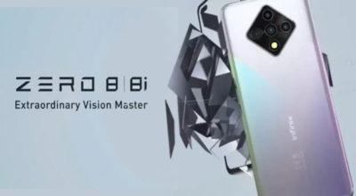 zero smartphone with 6 camera