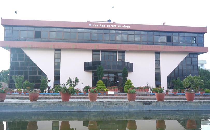 Nast introducing National portal for innovators of Nepal