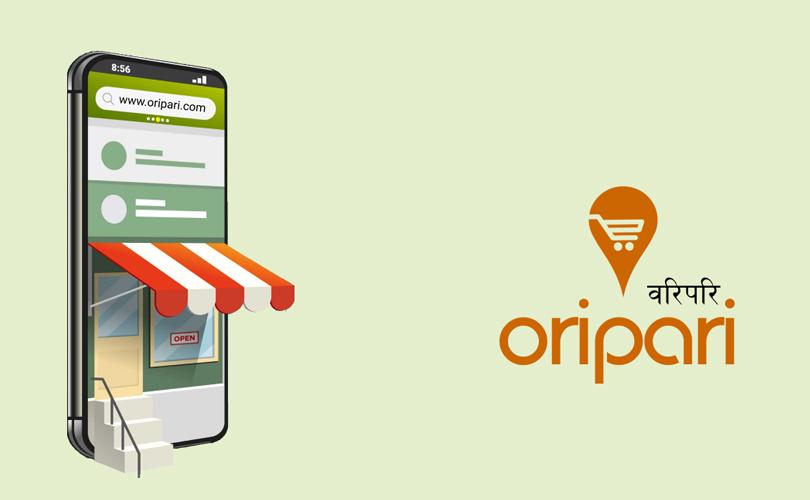 Oripari_mobile_app_techpana