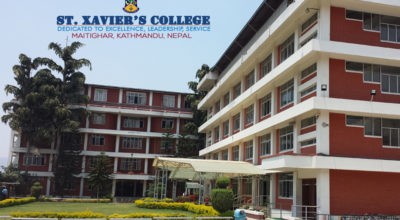 st. Xavier college exposed student's personal details