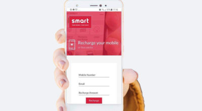 6 GB deta free on smart cell recharge