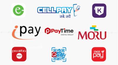 digital wallet in Nepal