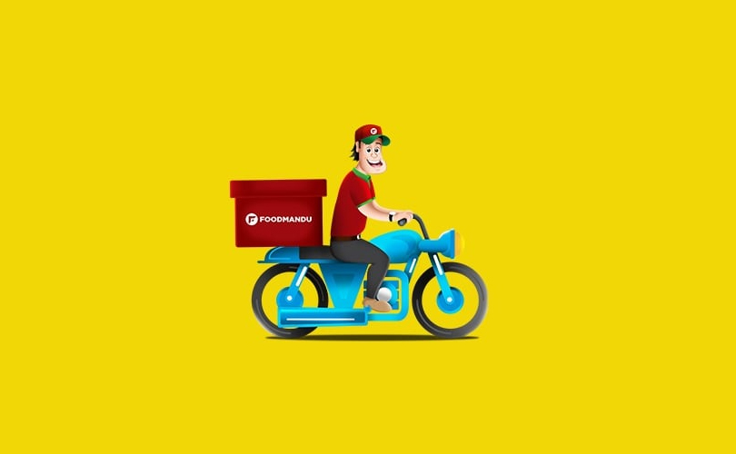 foodmandu hiring 200 delivery rider for Kathmandu valley