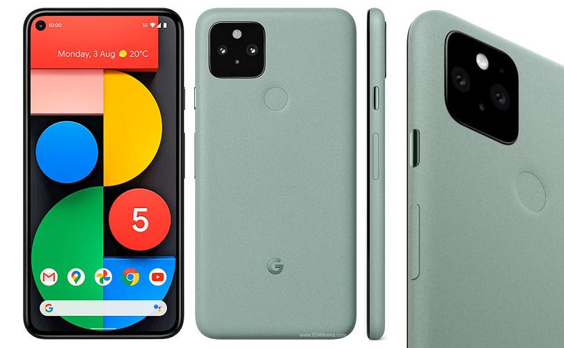 FILED UNDER: GOOGLE TECH GOOGLE PIXEL Google announces the Pixel 5 for $699