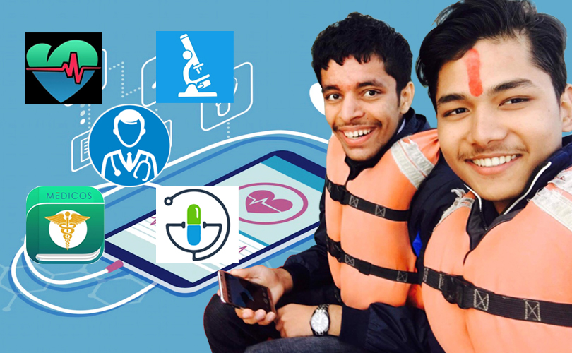 medicos app from nepali guys