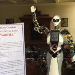 Yantrika nast AI robot