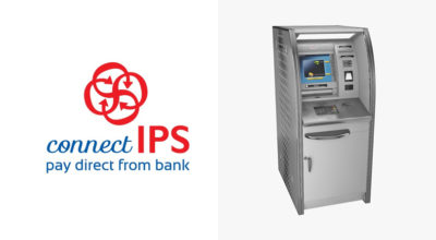 connect ips transition more than ATM in Nepal