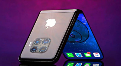 "Apple to prepare ""foldable"" iPhone"