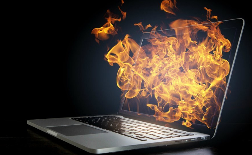 laptop heating problem