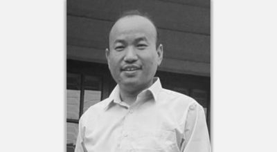 World Links's system manager Nabin Limbu Passed Away by COVID19