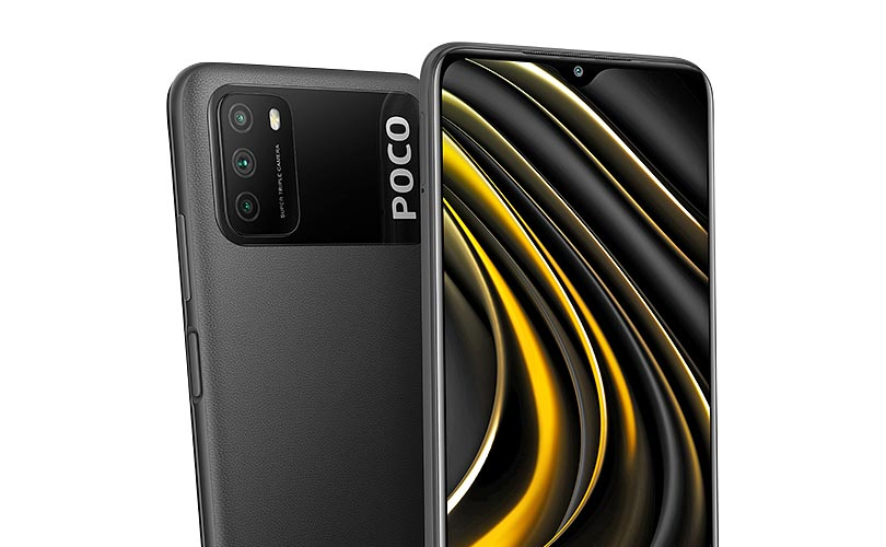POCO M3 GOES OFFICIAL WITH SNAPDRAGON 662, 6000MAH BATTERY