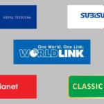 top 5 internet service provider in Nepal