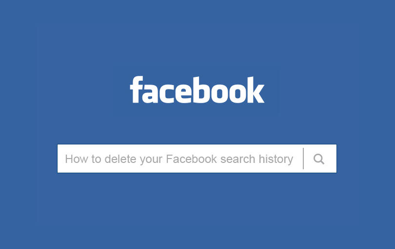 facebook search history delete tips