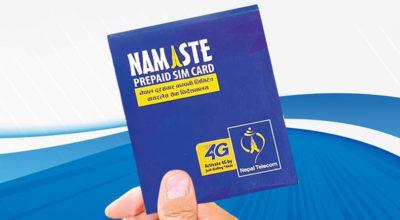 Free sim card offer by nepal telecom to opening account at Rastriya Banijya Bank