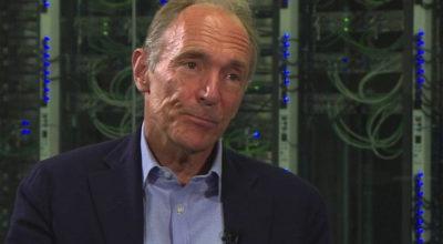 Web inventor Sir Tim Berners-Lee warns of widening digital divide