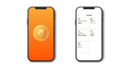nepali personal finance tracker app