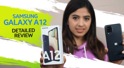 samsung galaxy a12 full review in nepali