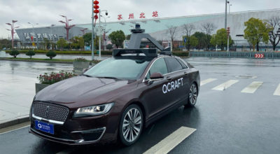 Bytedance invest on Qcraft self driving company