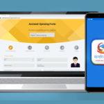 bank account opening process from nagarik app