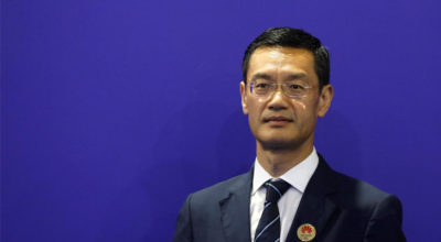 jay chen huawei vice president