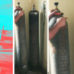 Nast Developed First Oxygen Cylinder of Nepal