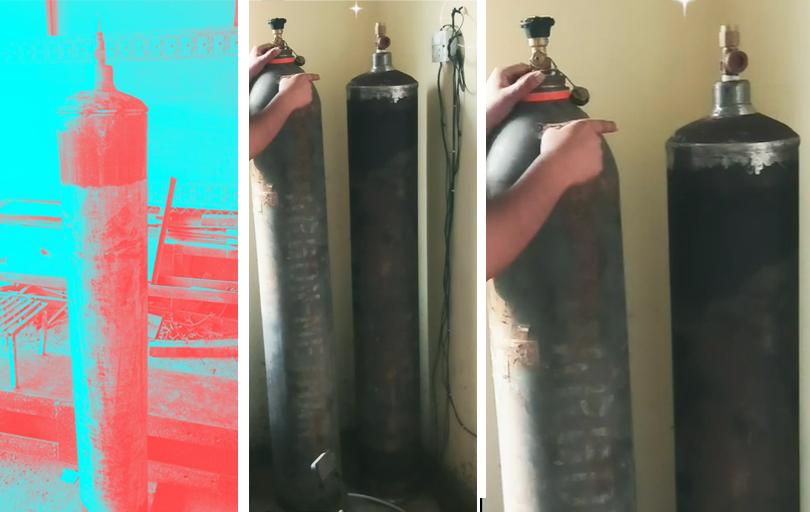 Nast Developed First Oxygen Cylinder of Nepal