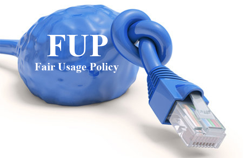 Fair Usage Policy FUP