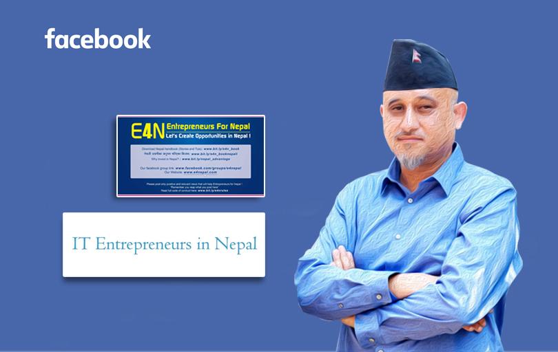 IT entrepreneurs for nepal Ujjwal Thapa