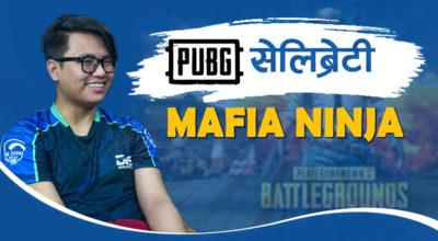 Mafiya Ninja Uygen Lama Pubg Player