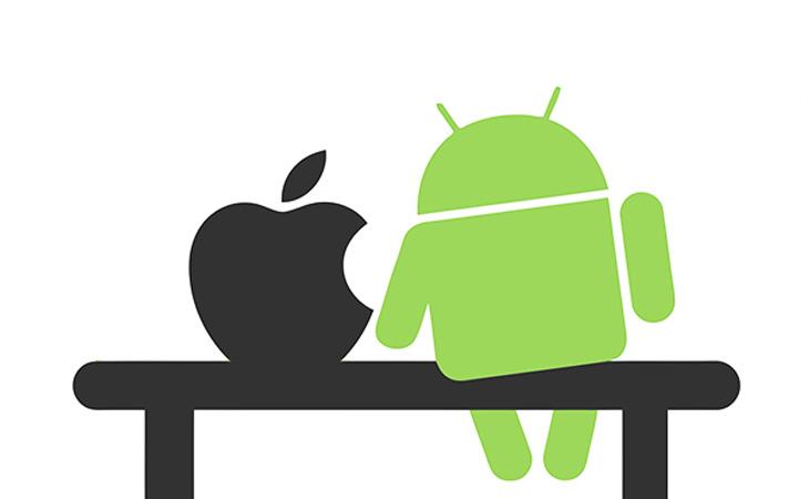 android-ios-logo-techpana