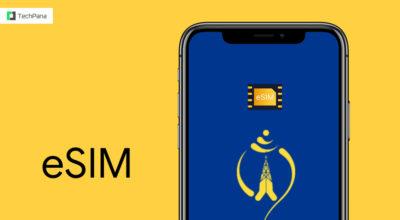 Nepal Telecom e-Sim