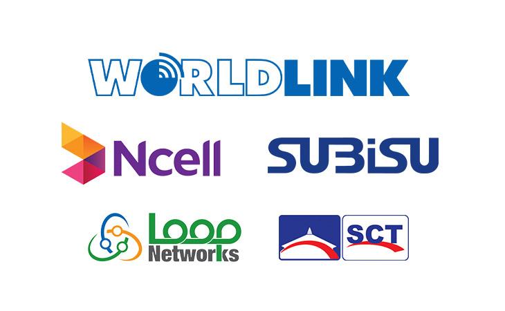 ncell-worldlin-subisu-loop-smart-technology-logo-techpana
