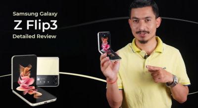 TechPana Samsung Galaxy Z Flip3