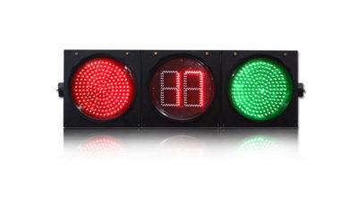Digital Traffic Light
