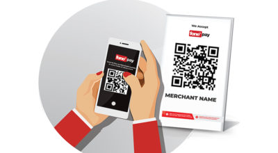 Fone Pay QR Payment